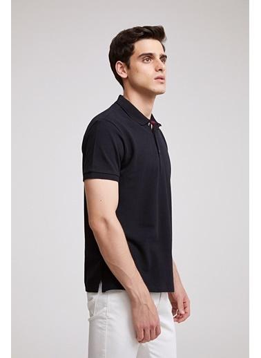 D'S Damat Regular Fit T-Shirt Siyah
